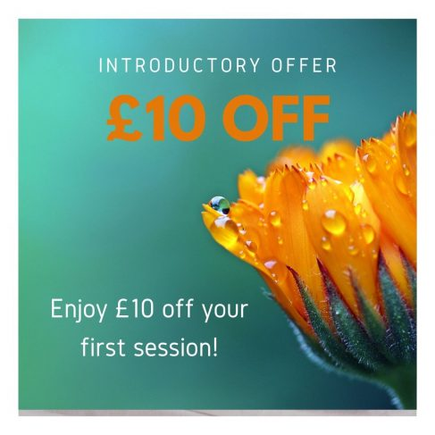 £10 off price offer details